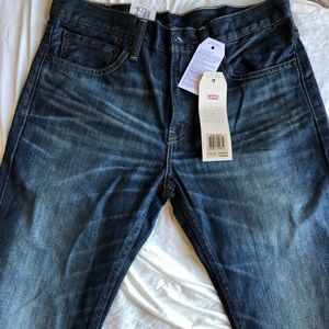 New with tags Levi 511 slim jeans 31/32